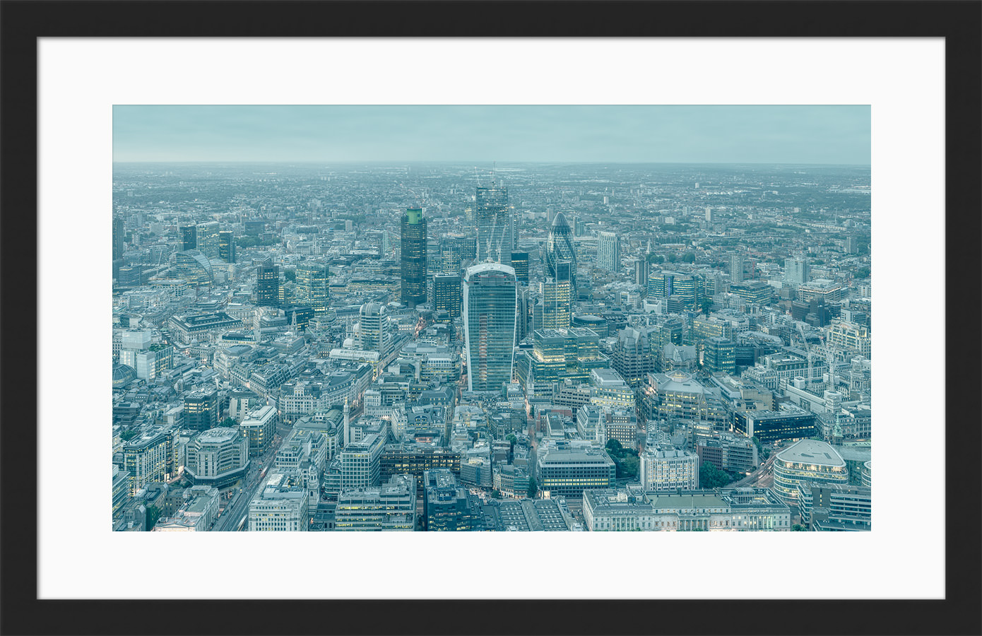 Infinitely London - Framed London Fine Art Photograph
