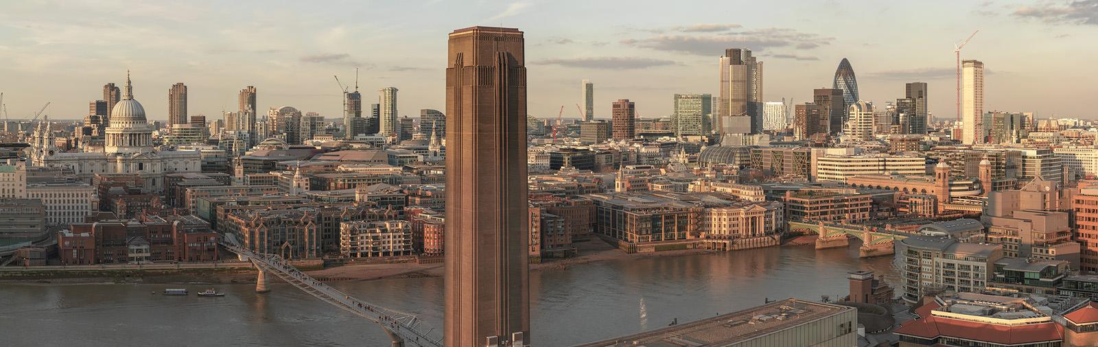London Stilled Acrylic - High-Resolution London Fine Art Photographic Print
