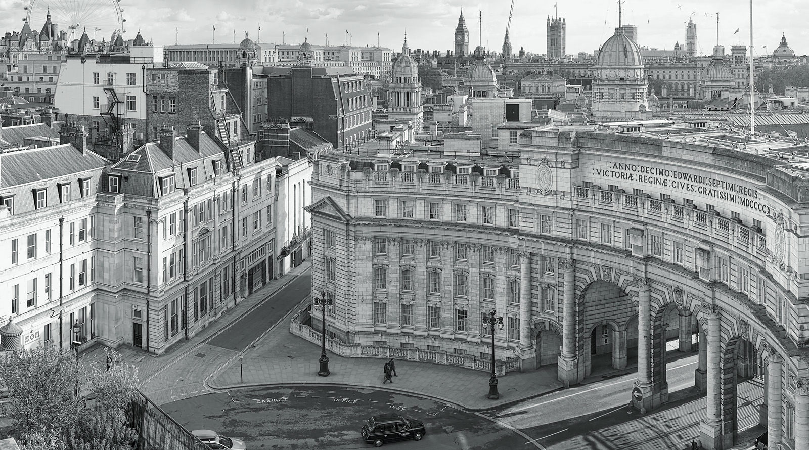 Admiralty Arch Day - Framed Photo Prints of London