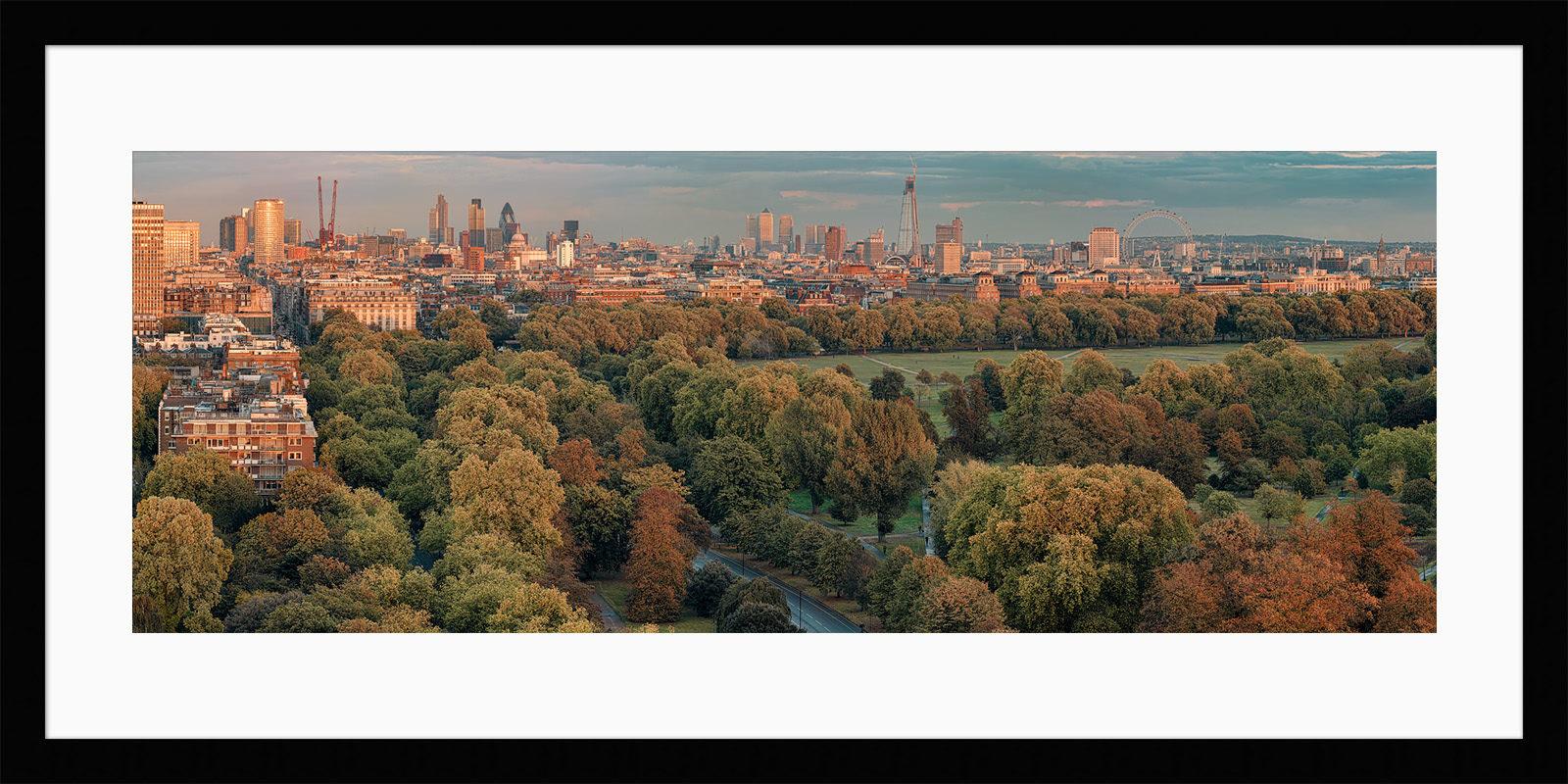 Hyde Park 2011 - Framed Photo Prints of London