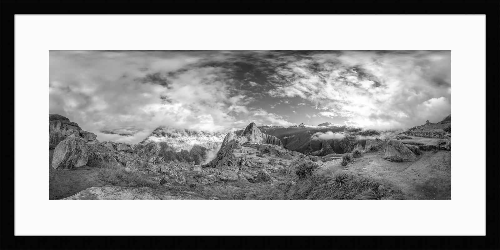 Machu Picchu - Framed High-Res Fine Art Photograph