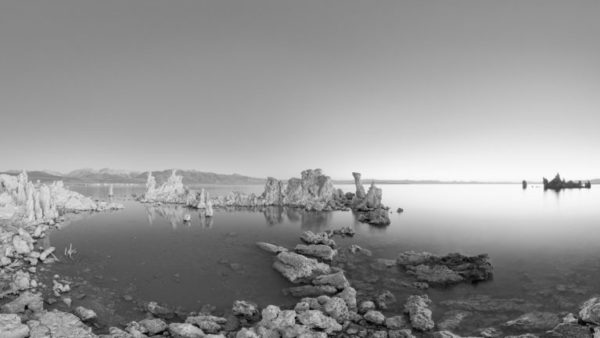 Mono Lake - California Black & White Fine Art Photography - How to order