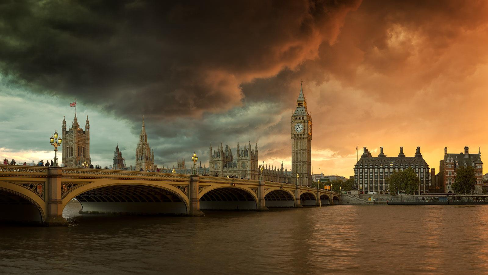 Palace of Westminster Acrylic - London Fine Art Photo