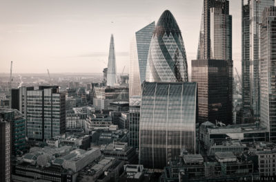 The City Awaits - High Resolution London Fine Art Photographic Print
